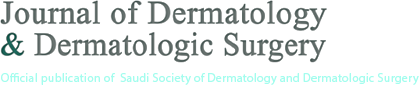 Journal of Dermatology & Dermatologic Surgery